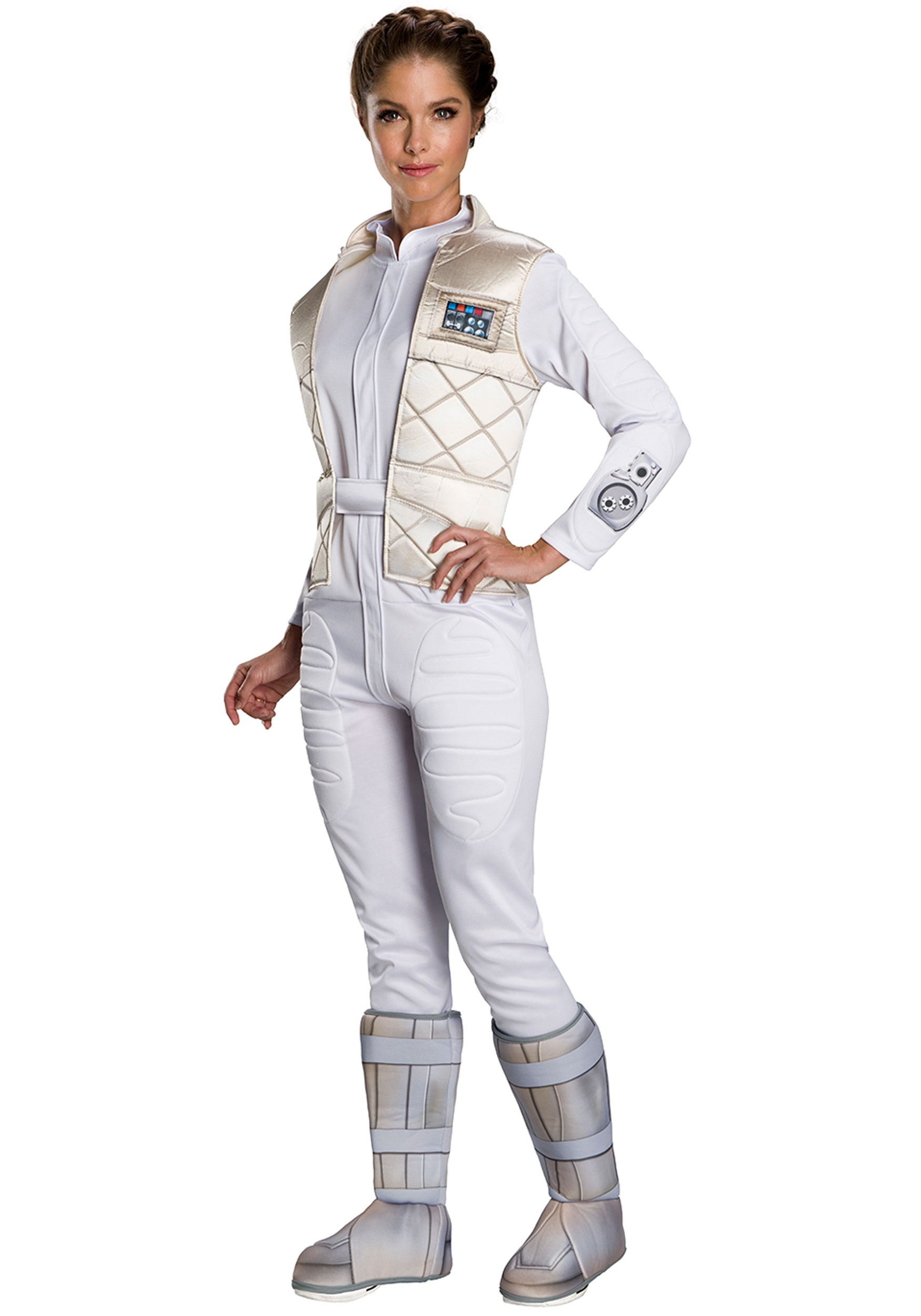 Hoth Leia Costume for Women