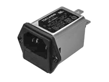 TDK-Lambda Single Phase Filter for use with Single Phase Power Supply