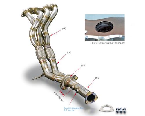 Toda 18100-FD2-00J Exhaust Manifold (FD2) Honda K20A