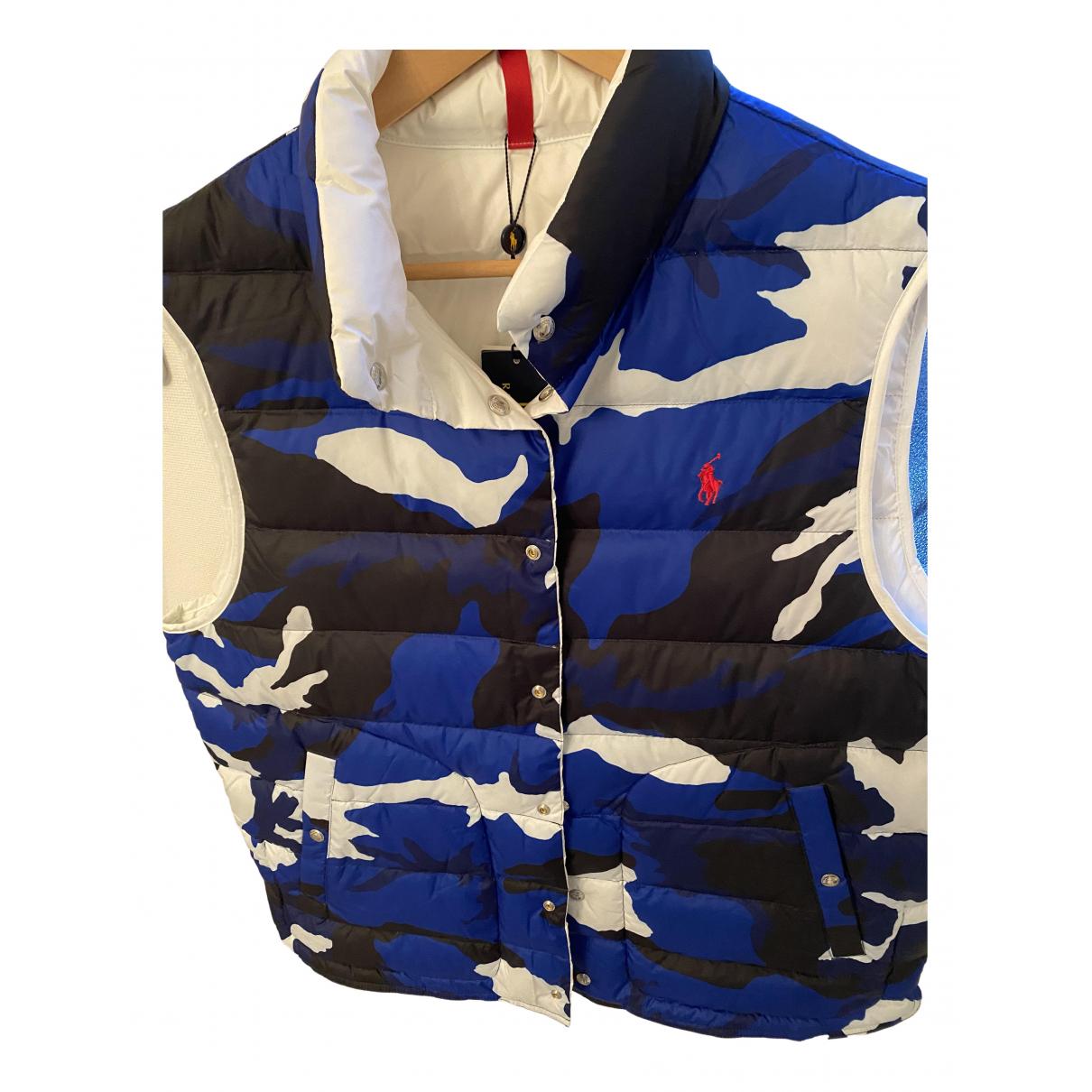 Polo Ralph Lauren - Vestes.Blousons   pour homme en autre - blanc