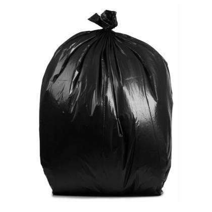 DURA PLUS® Sacs à ordures ordinaires, 20 x 22 po, 500 / boîte - Noir