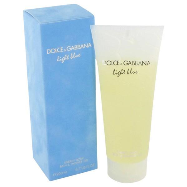Light Blue Pour Femme - Dolce & Gabbana Gel de ducha 200 ML