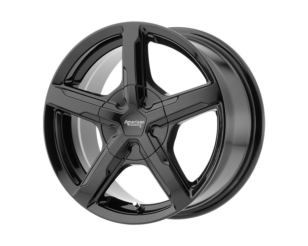 American Racing AR921 Trigger Wheel 18x8 5x5x114.3/5x120 +38mm Gloss Black