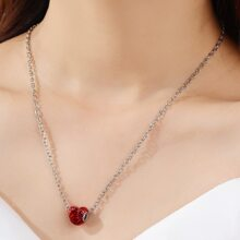 Heart Decor Necklace