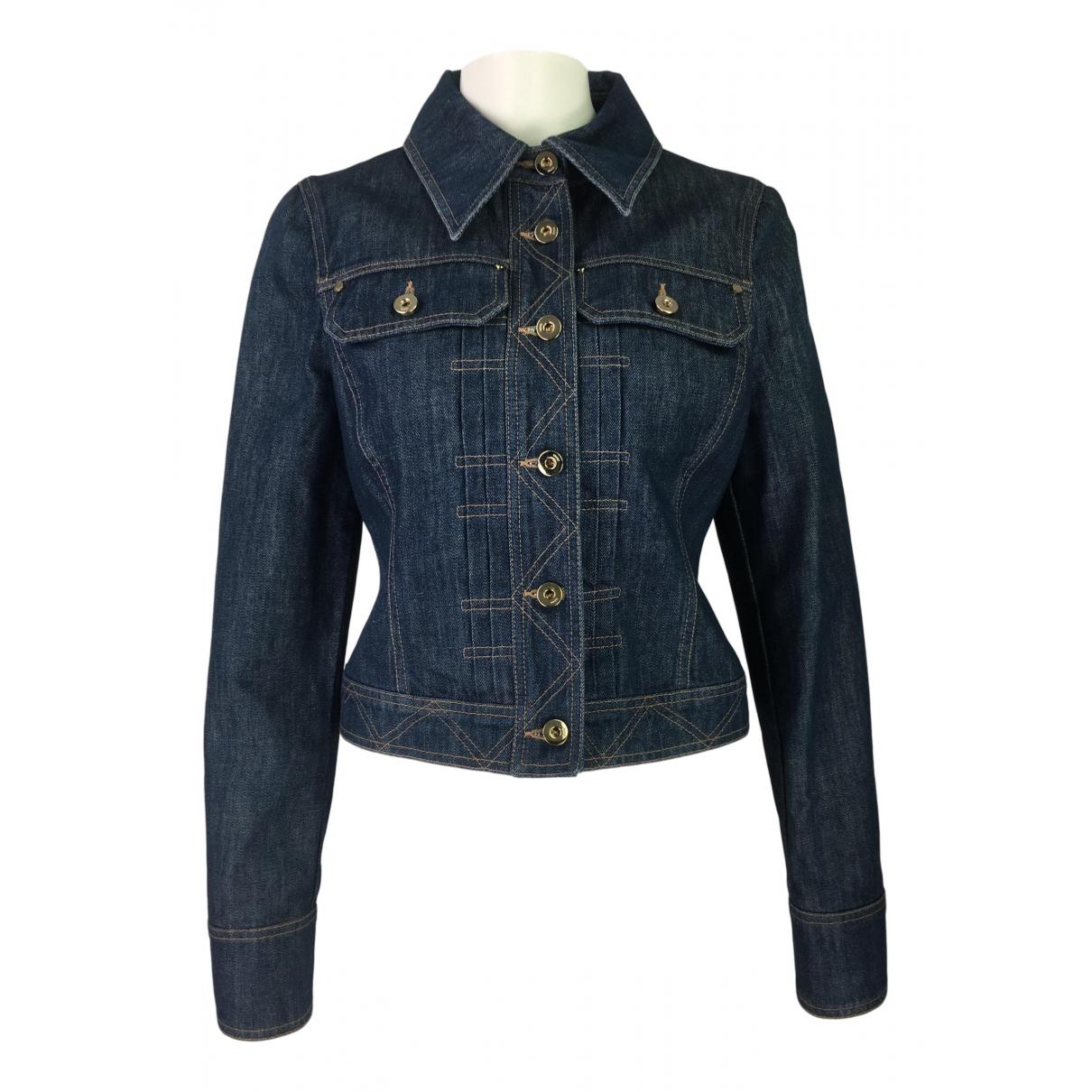Gucci N Blue Denim - Jeans jacket for Women 44 IT