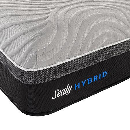 Sealy Hybrid Kelburn II - Mattress Only, One Size , White