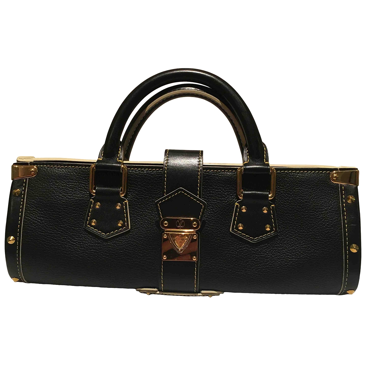 Louis Vuitton Le Fabuleux Handtasche in  Schwarz Leder