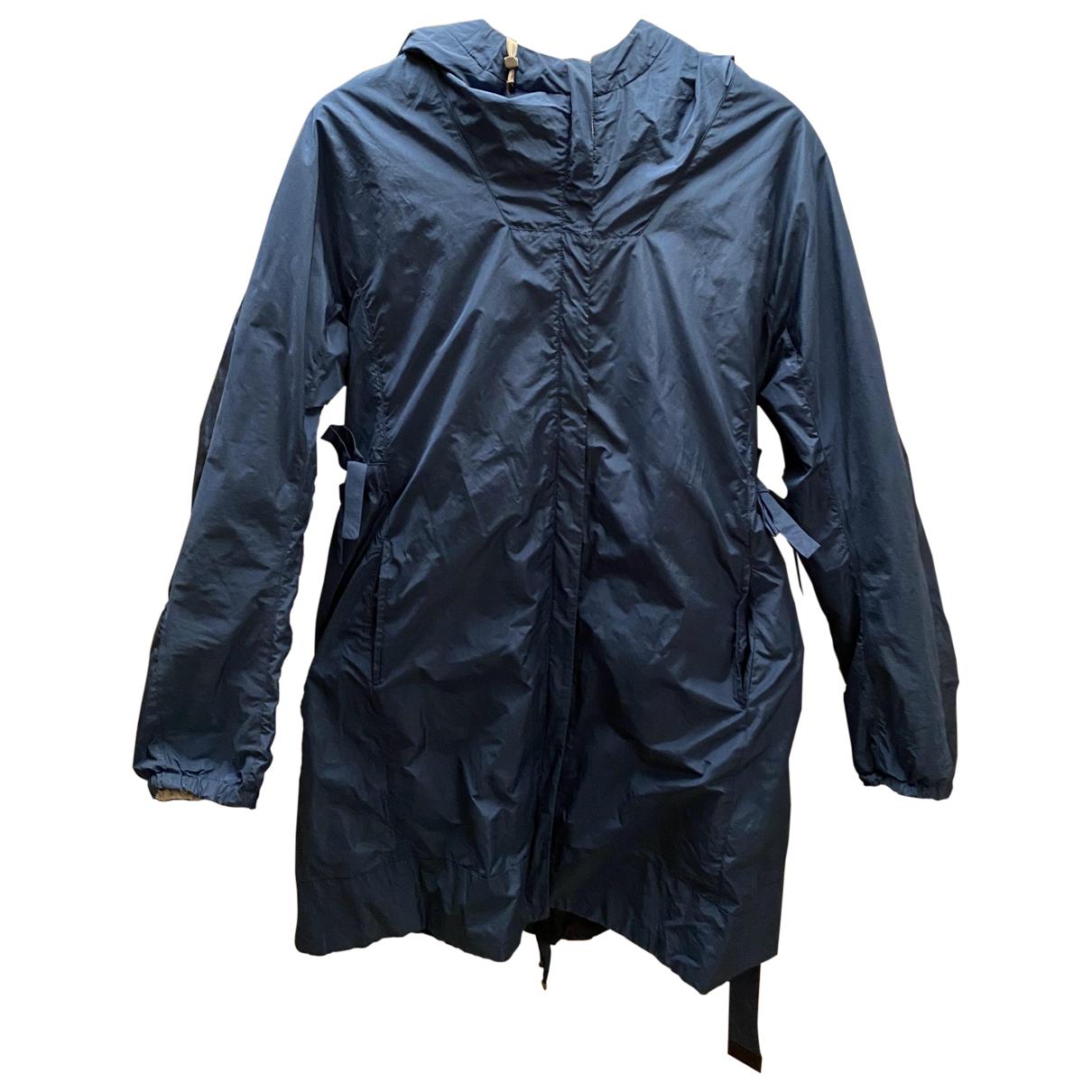 Max Mara s - Manteau   pour femme - bleu