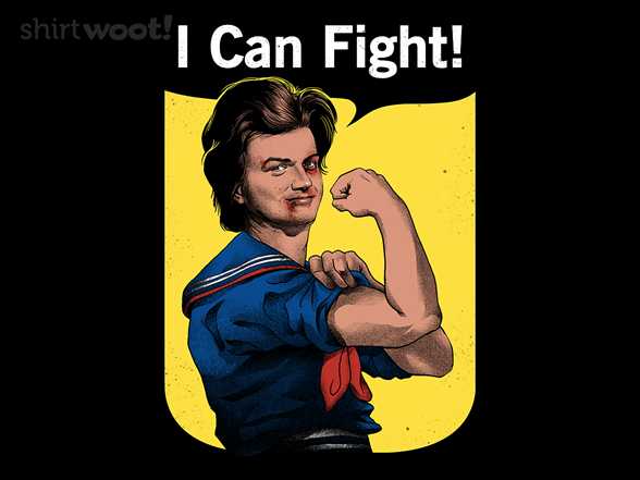 I Can Fight! T Shirt