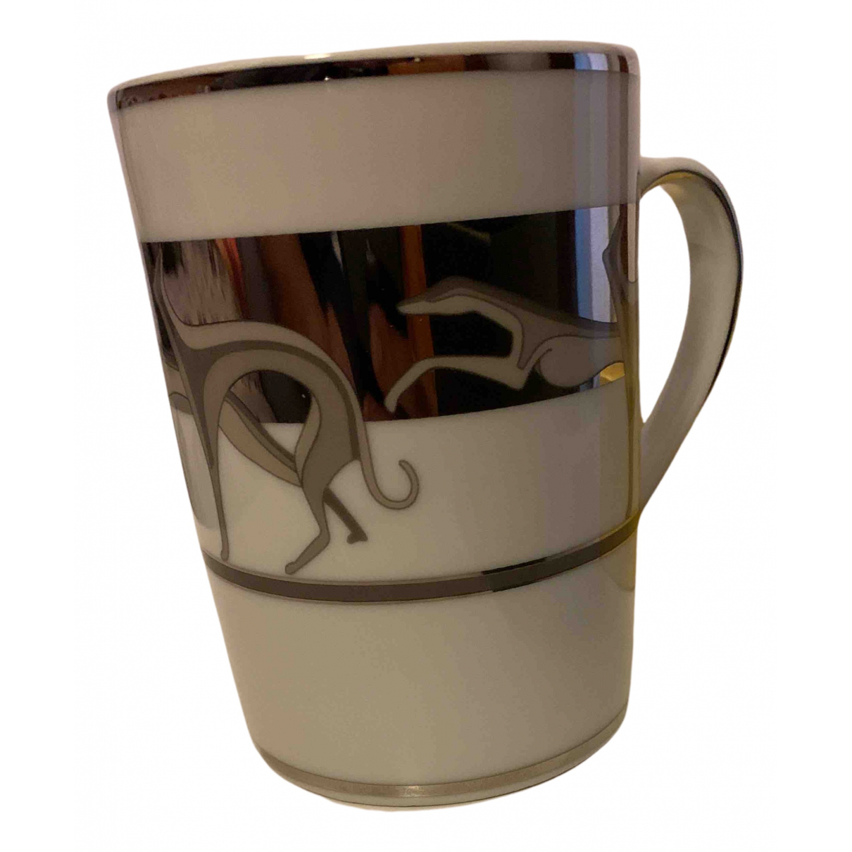 Taza de Porcelana Trussardi