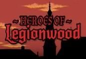Heroes of Legionwood Steam CD Key