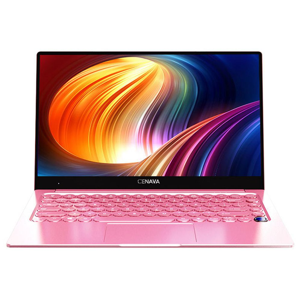 CENAVA N145 Laptop Intel Core i7-6500U 8GB 512GB Rose Gold