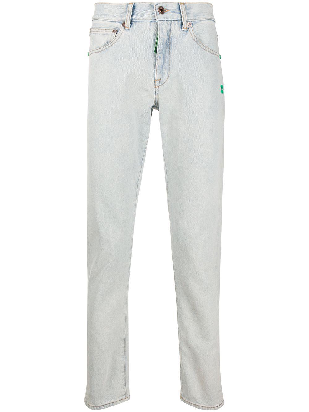 Logo Denim Jeans