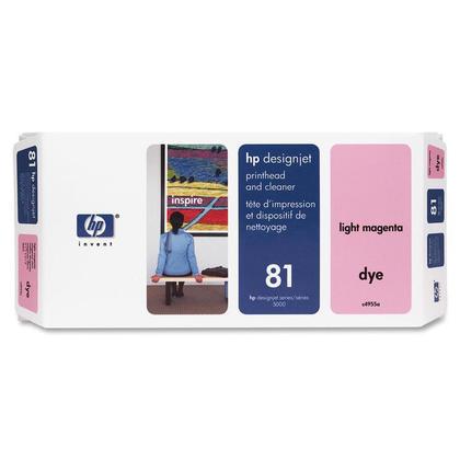 HP 81 C4955A cartouche d'encre originale magenta clair