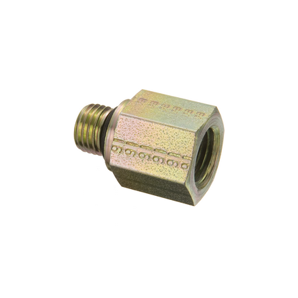 Weatherhead C3269X16X16 - Adapters   Adapter Steel Str  16 M Oring ...