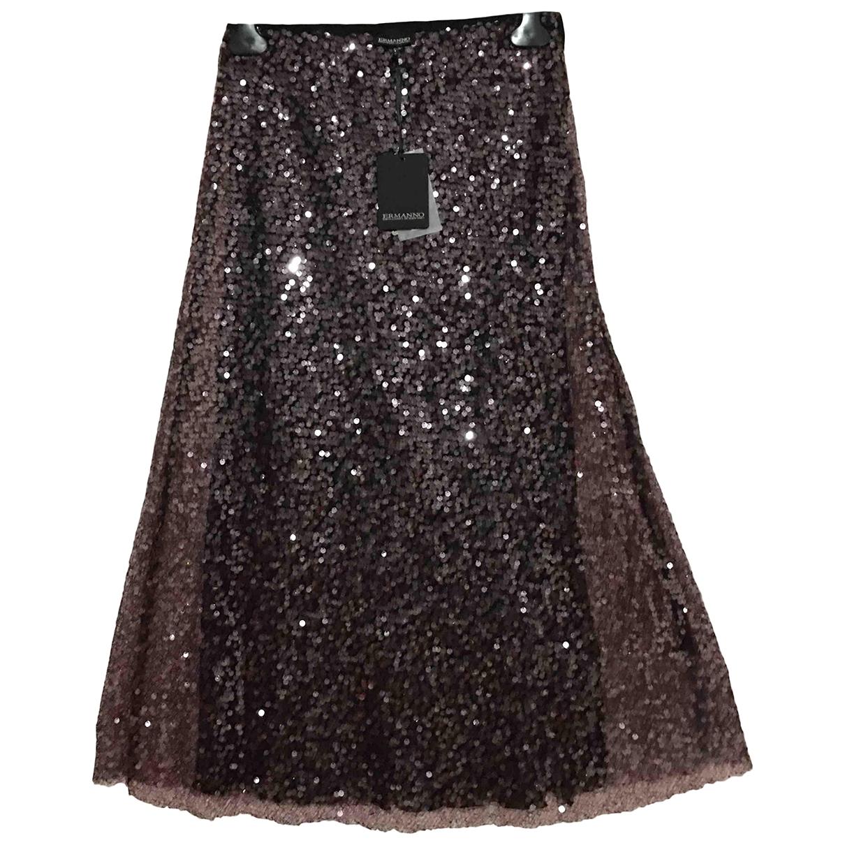 Ermanno Scervino \N Black skirt for Women 40 FR