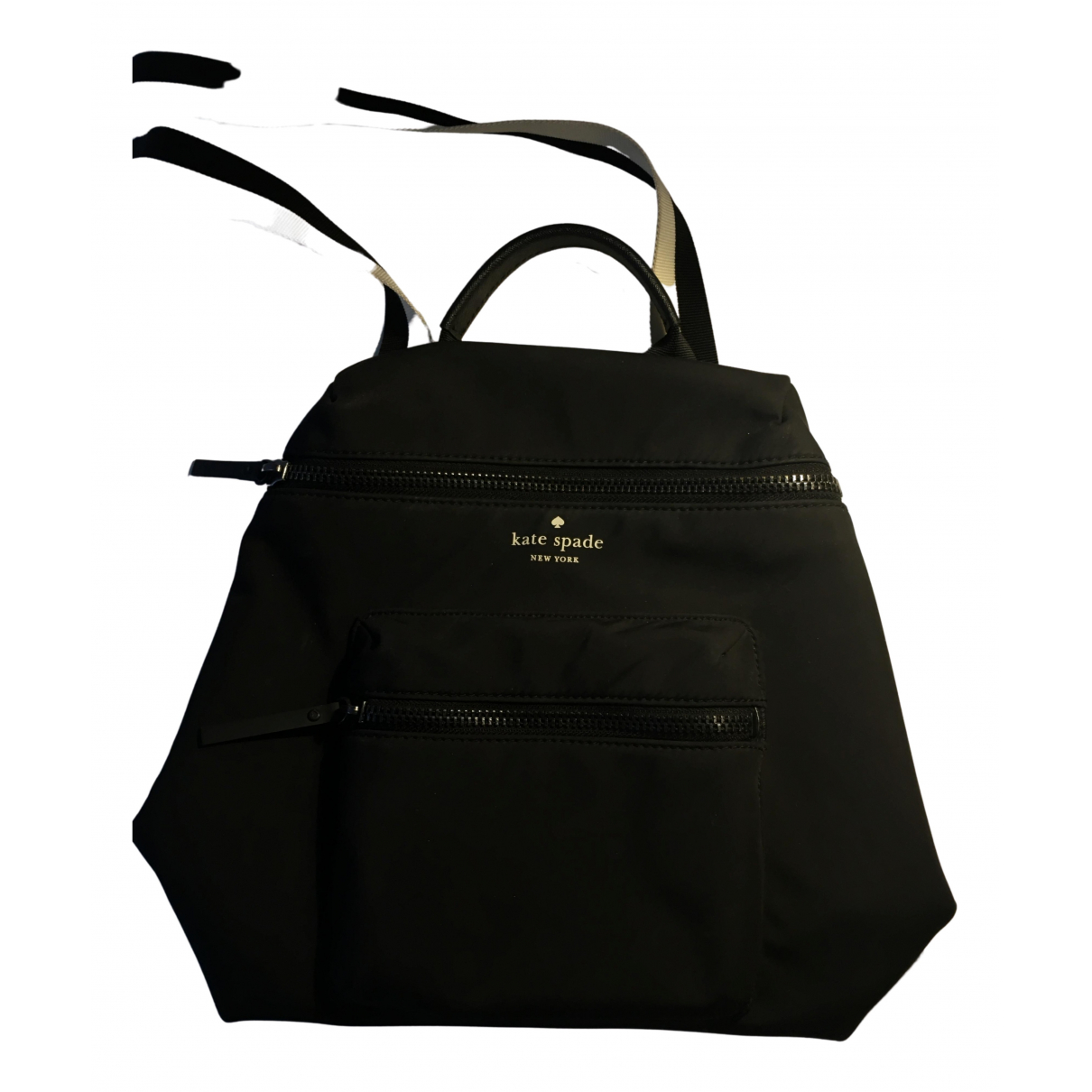 Kate Spade \N Black backpack for Women \N