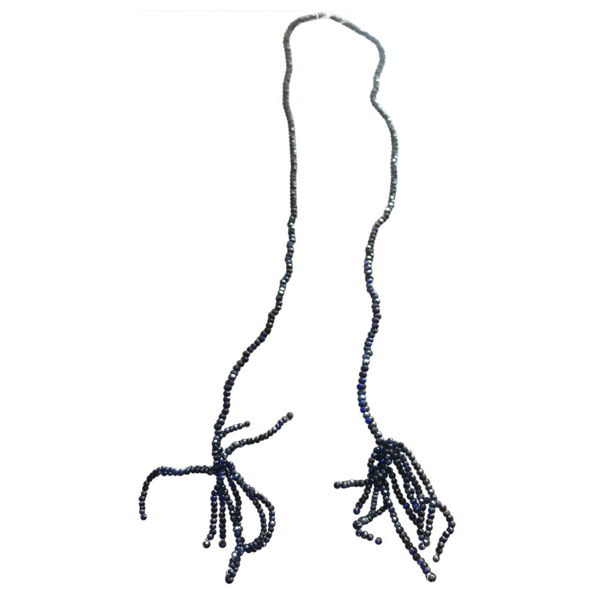 Peserico - Collier   pour femme en metal - bleu