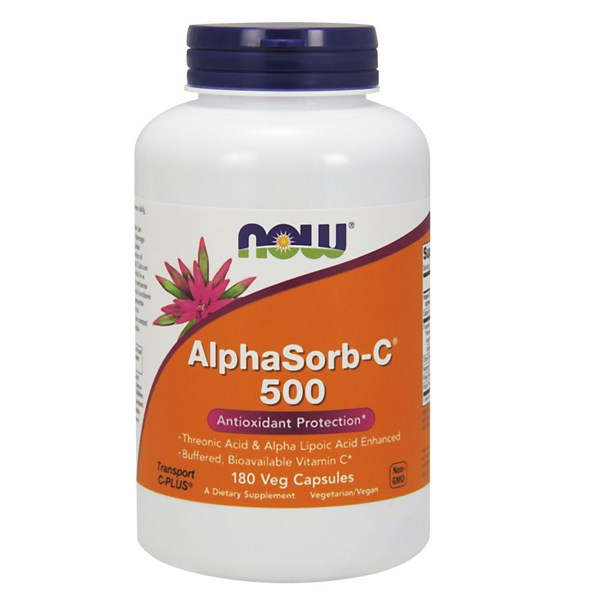 AlphaSorb-C 180 Vcaps by Now Foods