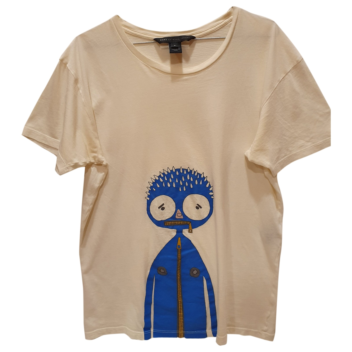 Marc By Marc Jacobs \N T-Shirts in  Weiss Baumwolle