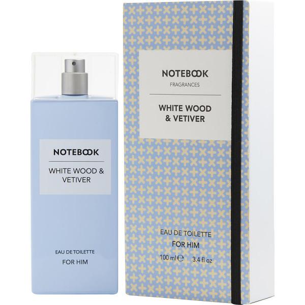 Notebook White Wood & Vetiver - Selectiva Eau de toilette en espray 100 ml