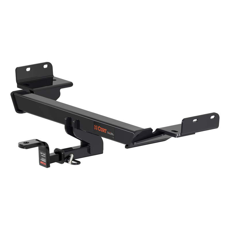 Curt 121743 Class 2 Trailer Hitch with 1-1/4