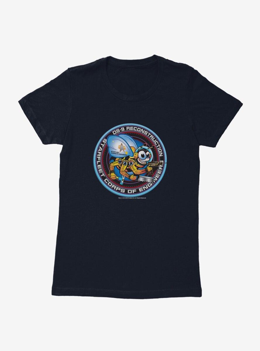 Star Trek Starfleet Engineers Corps Womens T-Shirt