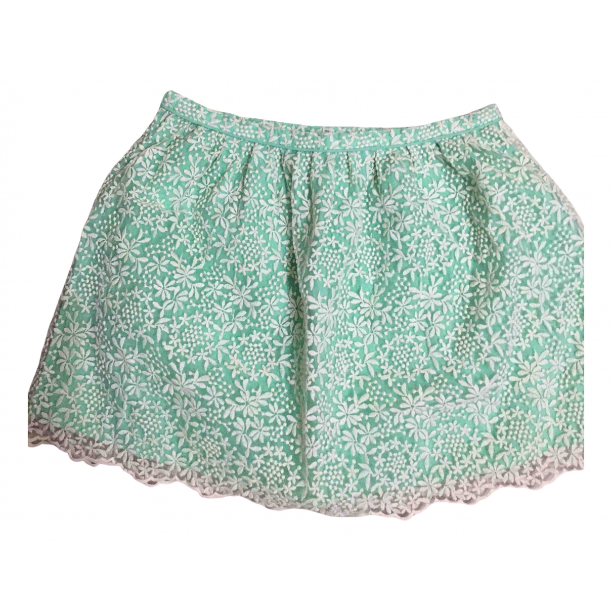 Zara - Jupe   pour femme - vert