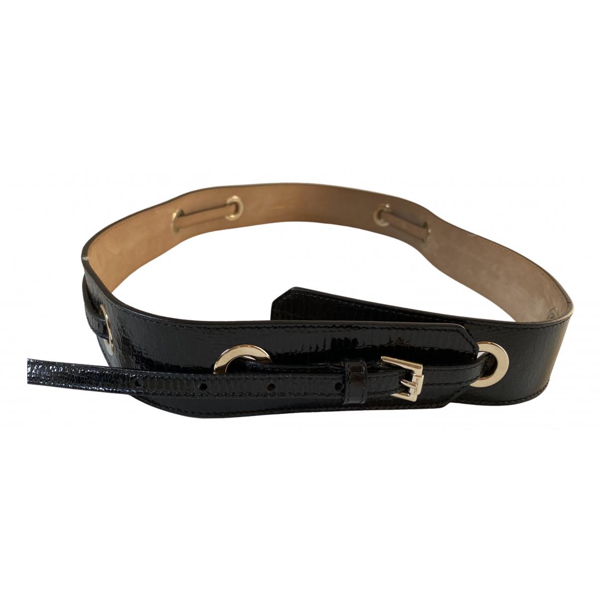 Cinturon de Piton Jimmy Choo