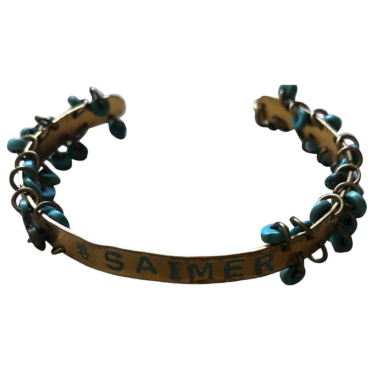 Mimilamour - Bracelet   pour femme en metal
