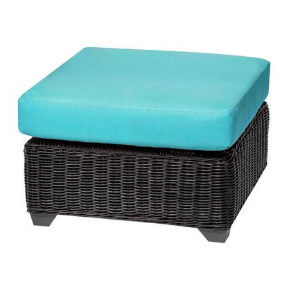 TKC050b-O-ARUBA Venice Ottoman with 2 Covers: Wheat and