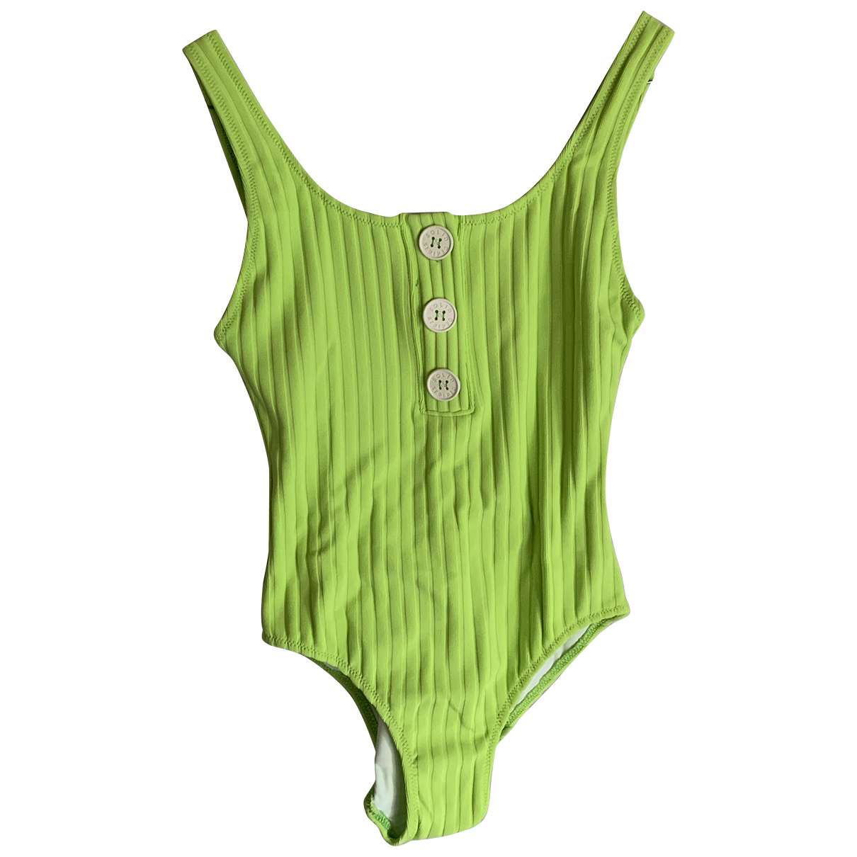Solid & Striped N Green Swimwear for Women S International