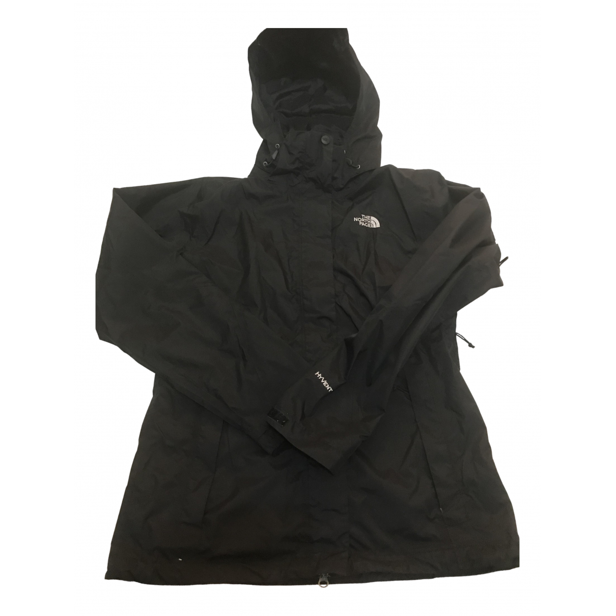 The North Face \N Black coat for Women S International