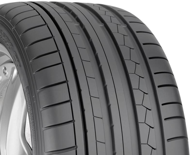 Dunlop DT-29279 Sp Sport Maxx GT Tires 285/35/18 97Z Bsl
