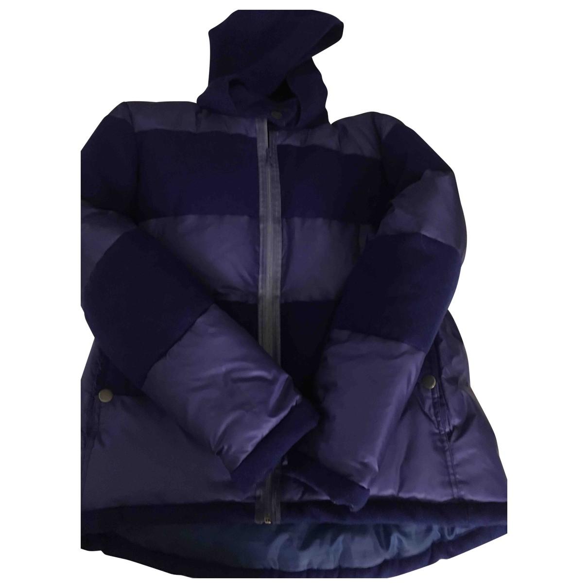 Sonia Rykiel \N Purple Wool jacket for Women 38 FR