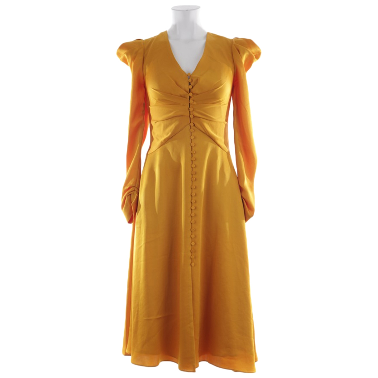 Vestido de Cuero Jonathan Simkhai