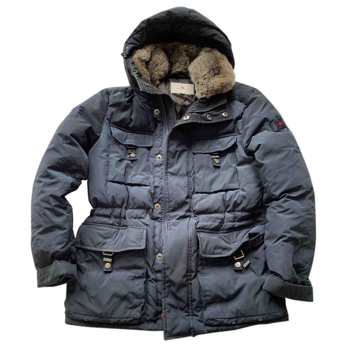 Peuterey \N Blue jacket  for Men L International
