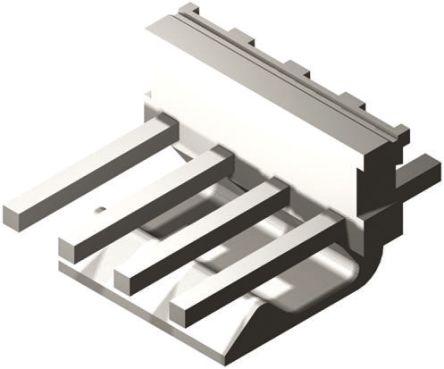 Molex , KK 396, 41791, 6 Way, 1 Row, Straight PCB Header (10)