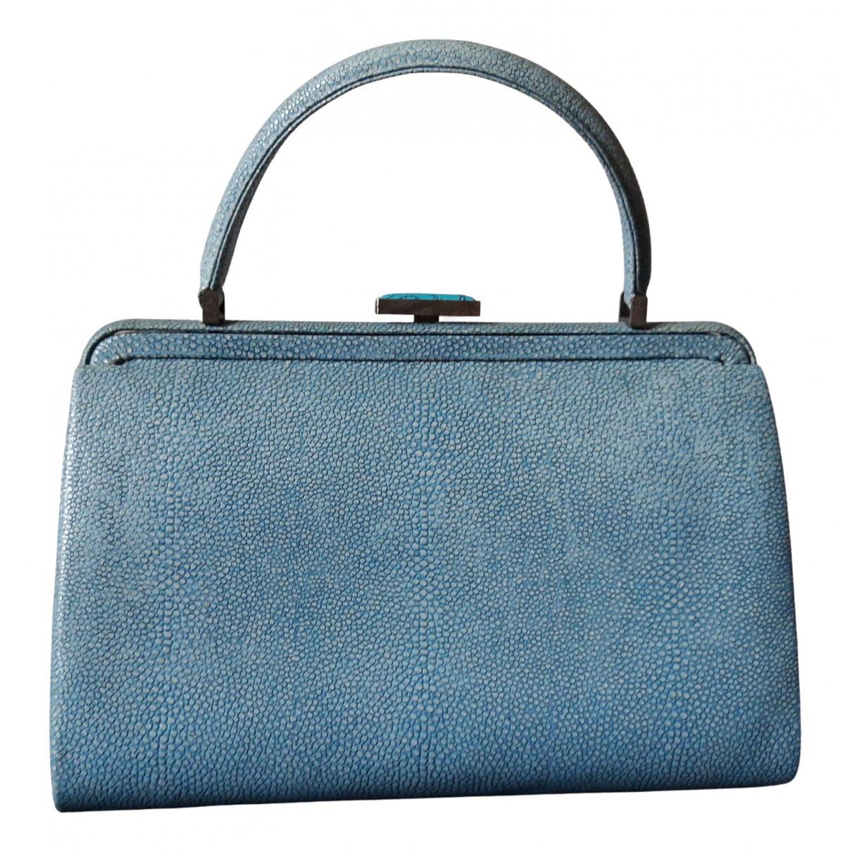 Shiatzy Chen \N Handtasche in  Blau Rochen