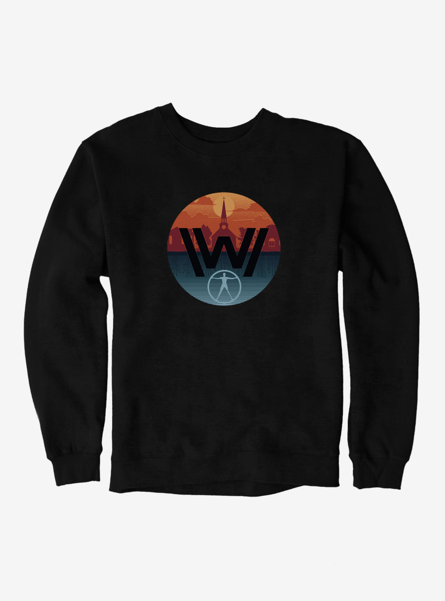 Westworld Horizon Sunset Sweatshirt
