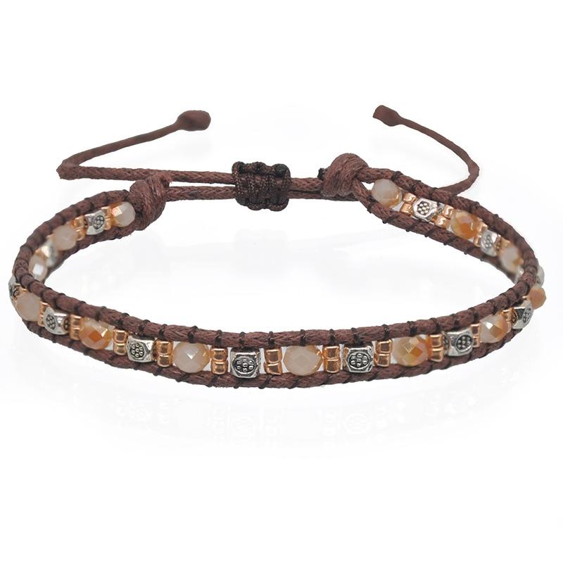 Ericdress Ethnic Woven Unisex Bracelets