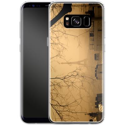 Samsung Galaxy S8 Silikon Handyhuelle - Paris von caseable Designs