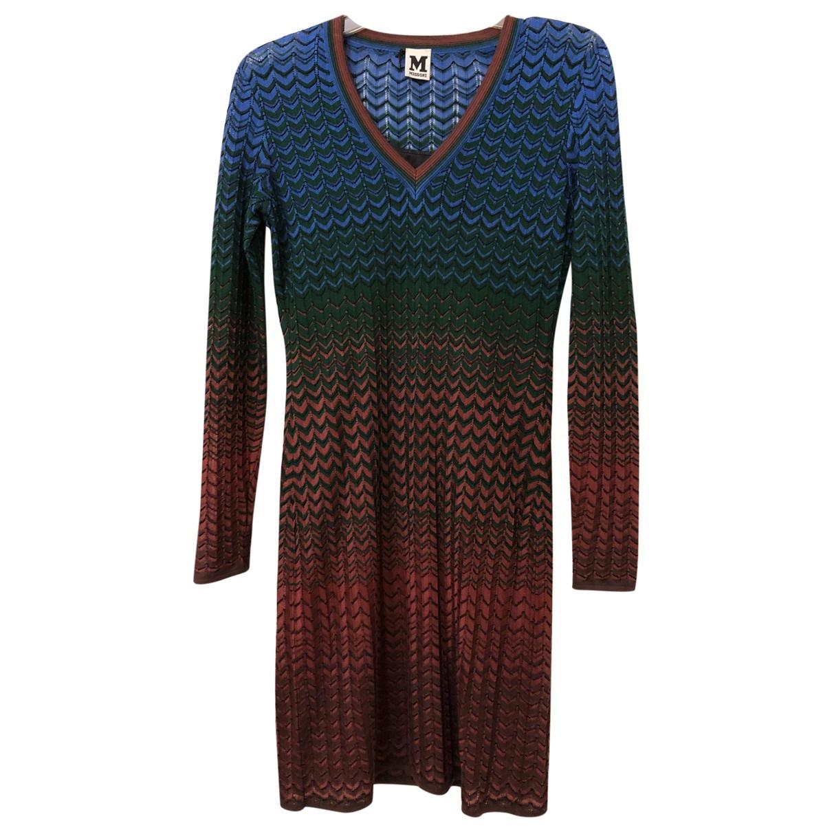 M Missoni \N Multicolour dress for Women 40 IT