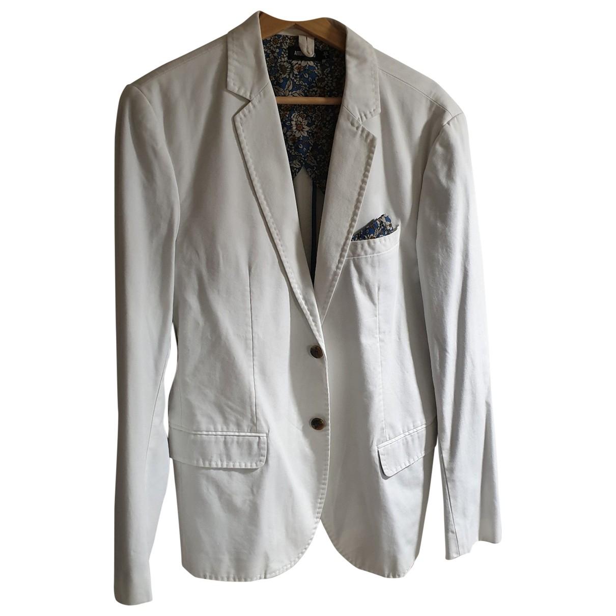 - Costumes   pour homme en autre - blanc