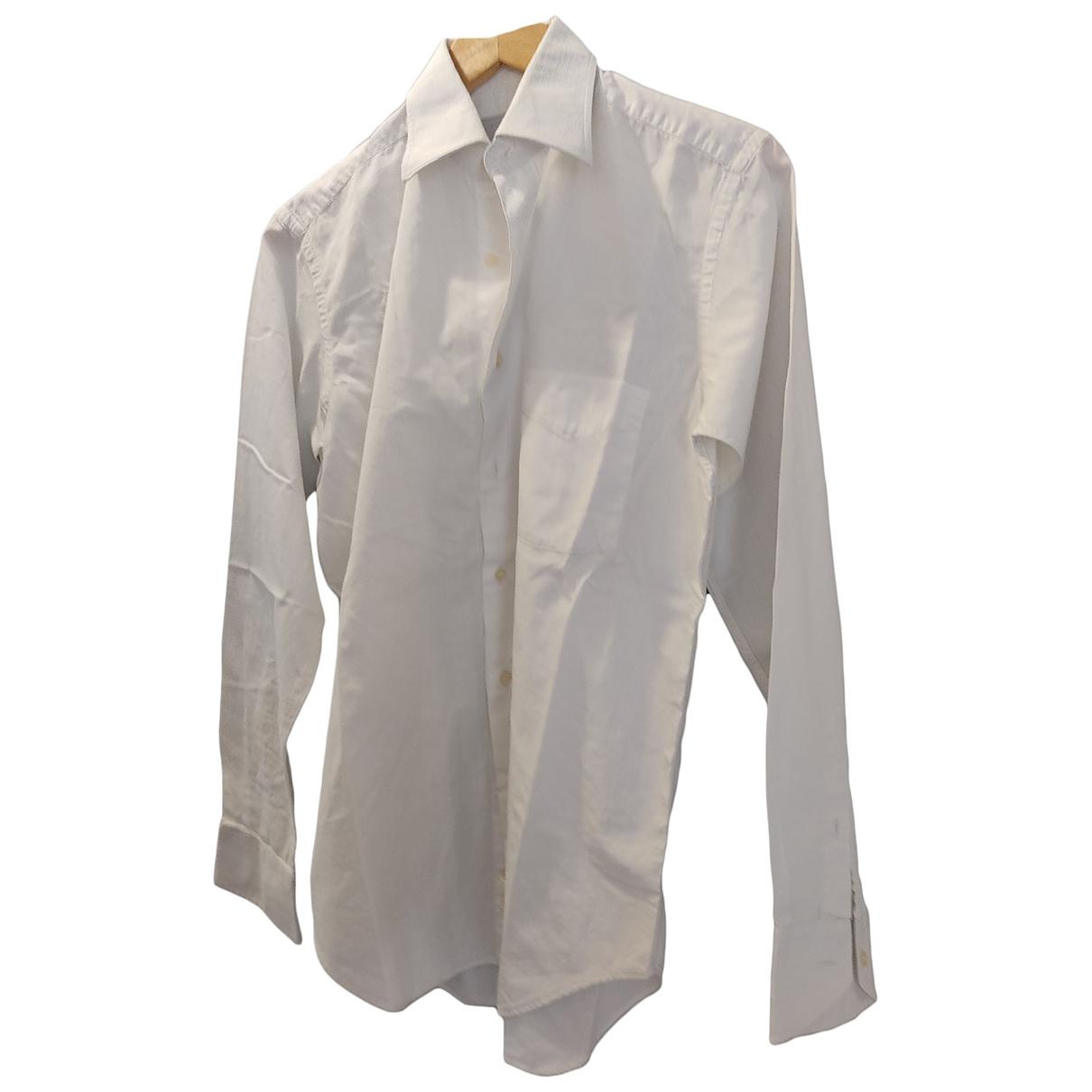 Nina Ricci - Chemises   pour homme en autre - blanc