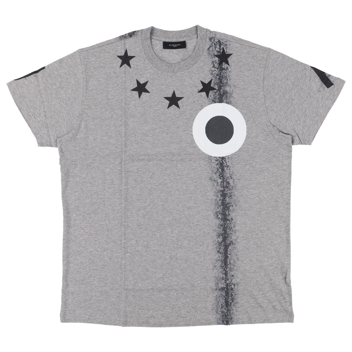 Givenchy \N Grey Cotton T-shirts for Men M International