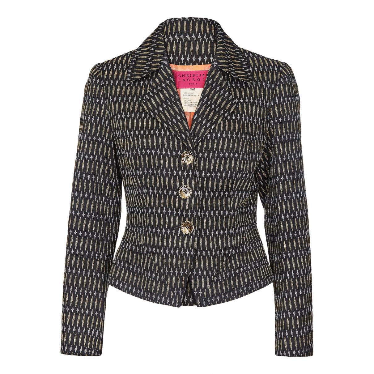 Christian Lacroix N Multicolour jacket for Women 12 UK