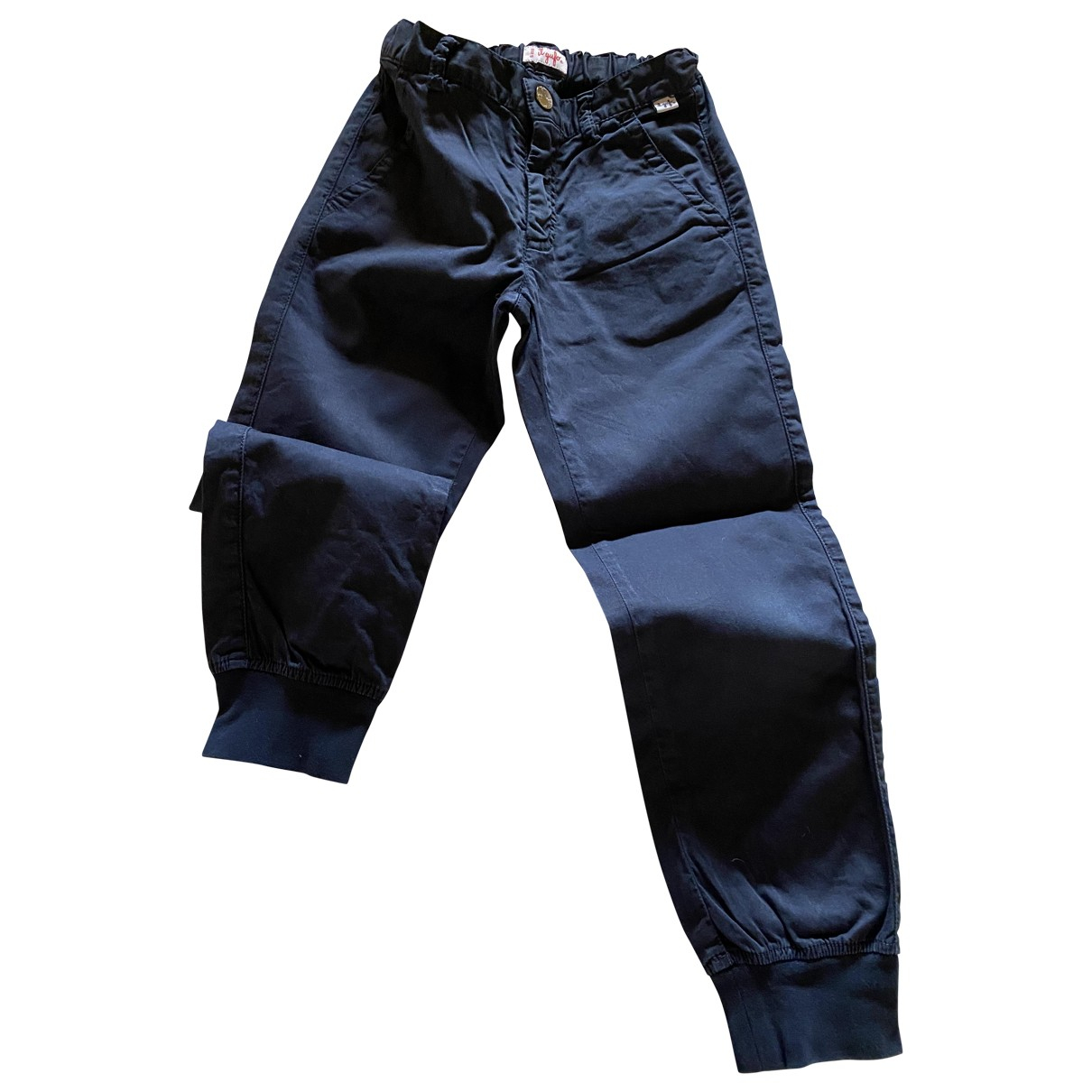 Il Gufo \N Blue Cotton Trousers for Kids 6 years - up to 114cm FR