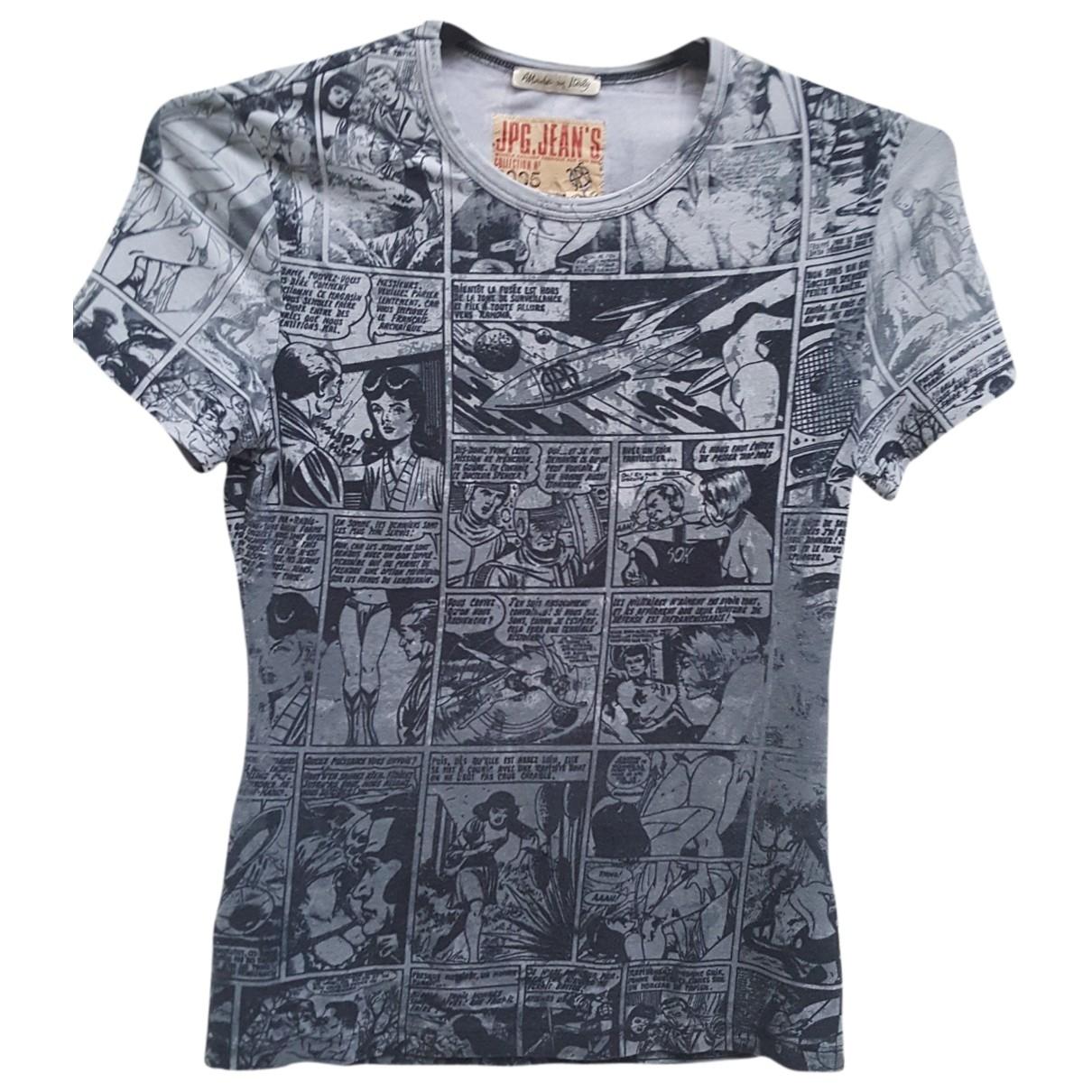 Jean Paul Gaultier \N Grey  top for Women 36 FR