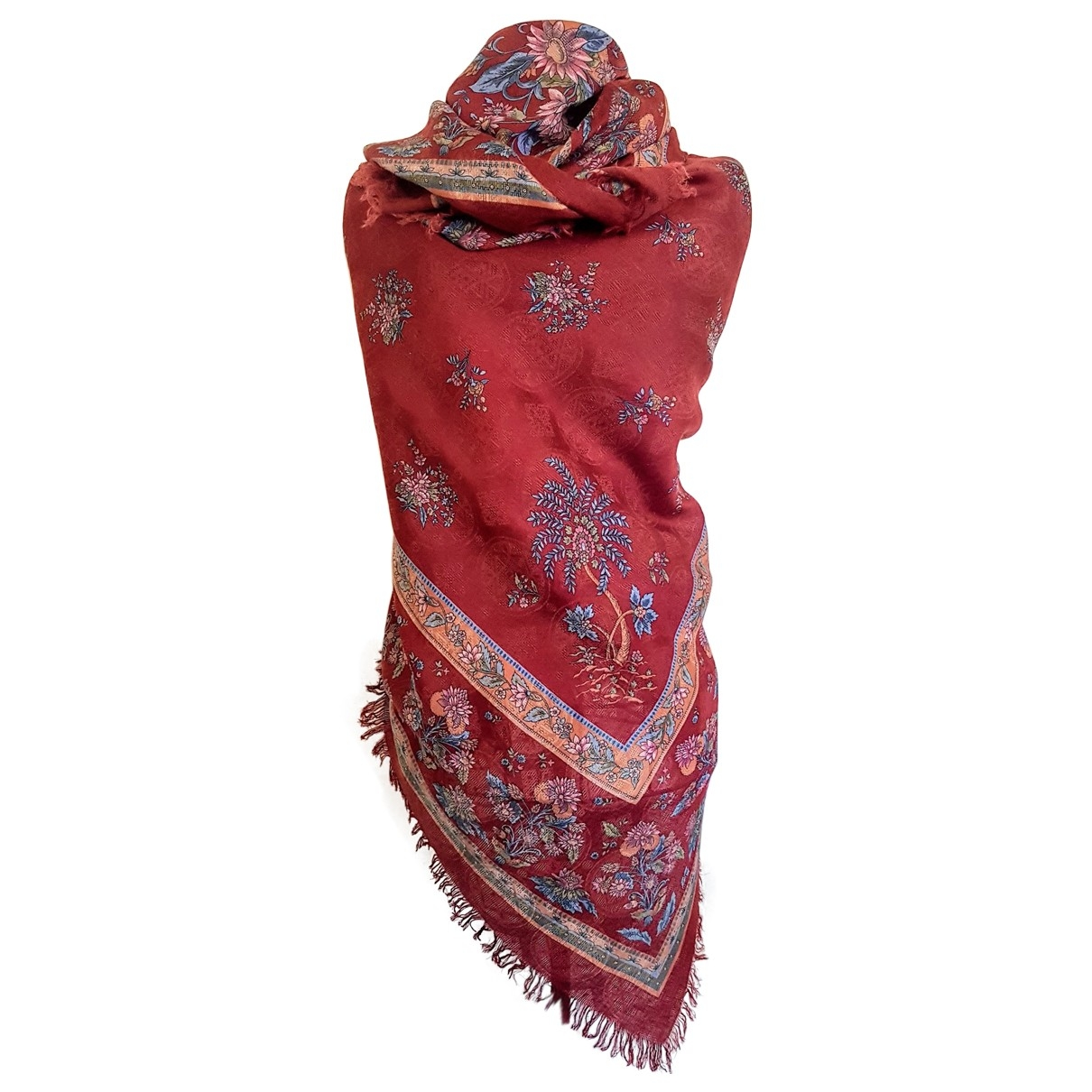 Loro Piana \N Multicolour Silk scarf for Women \N
